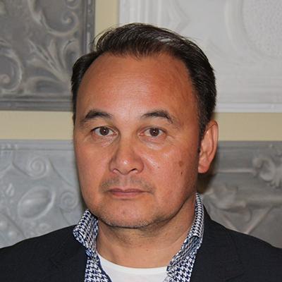 Vice voorzitter smaragd Bjorn Knehans