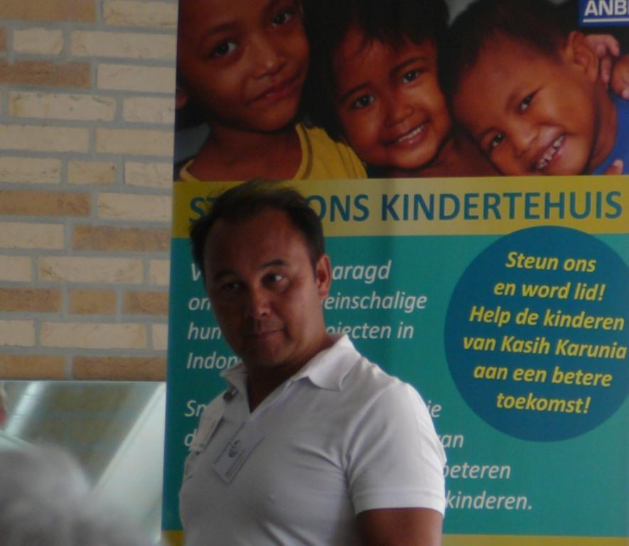 vrijwilligerswerk smaragd bjorn knehans