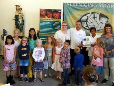 Donatie kinderkerk St. Jan de Doper