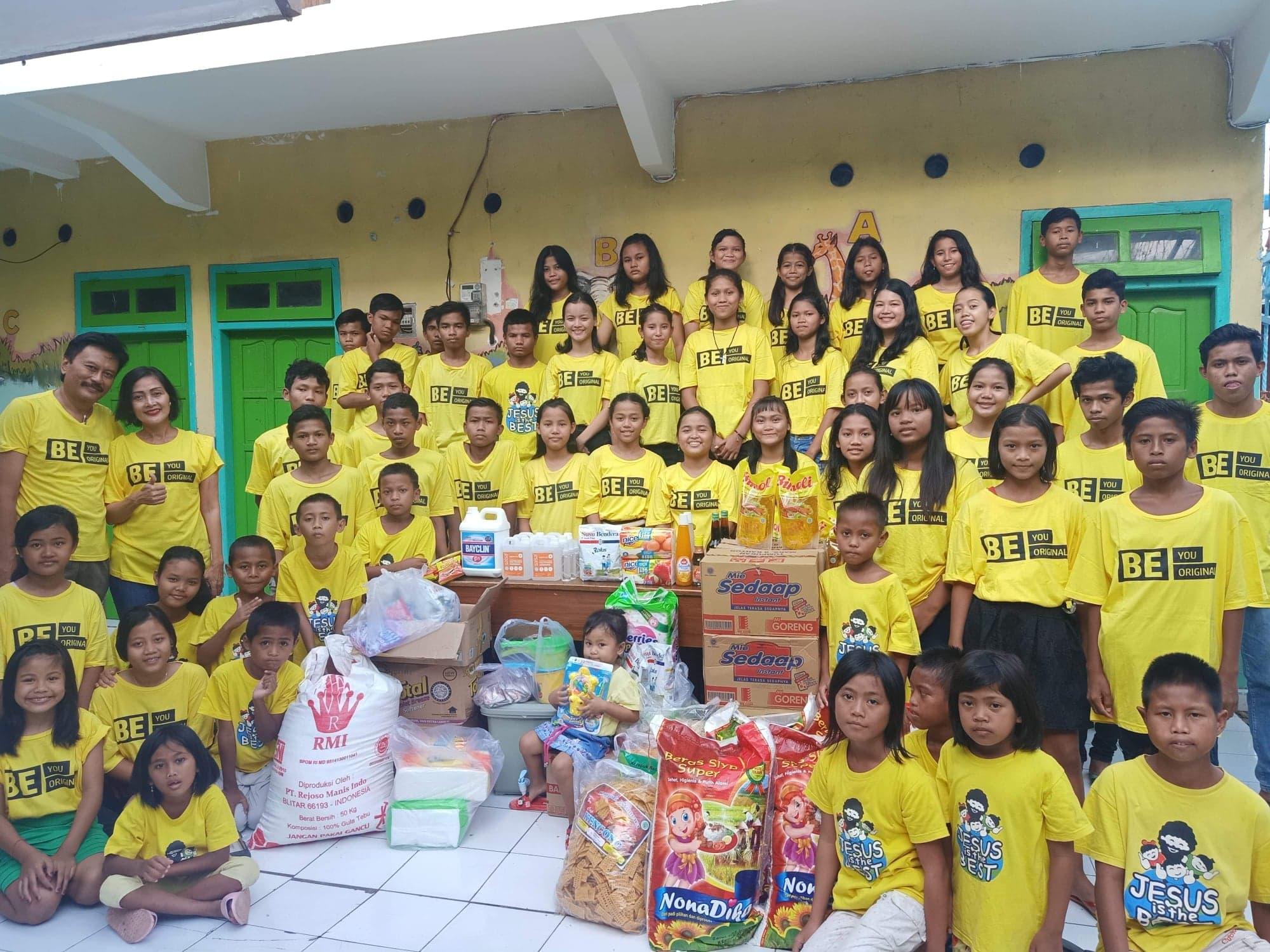 Donaties Vereniging Smaragd aan Kasih Karunia