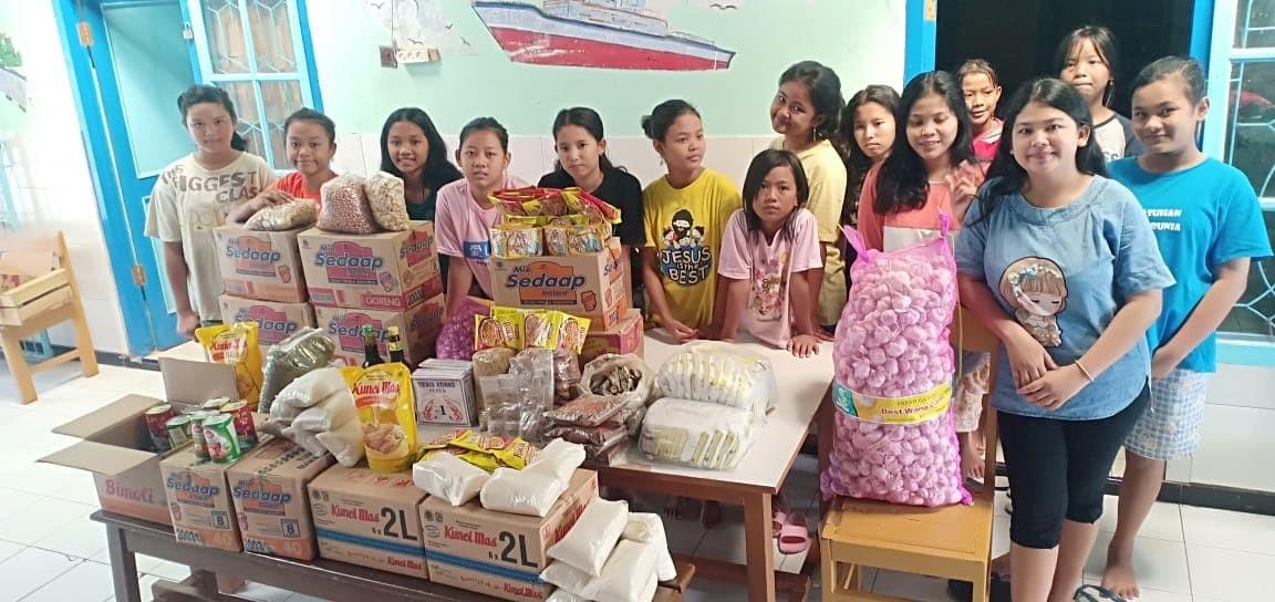 Donaties vanwege Covid-19 aan Kasih Karunia